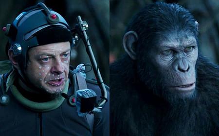 Andy Serkis es mucho más que la voz de Gollum y César: se merece un maldito Oscar
