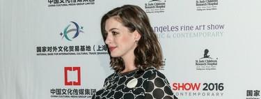 Anne Hathaway espera su segundo hijo (tras problemas de fecundación): 11 looks premamá de la actriz que estamos deseando verla repetir