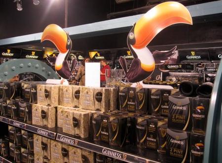 Tienda Guinness Dublín