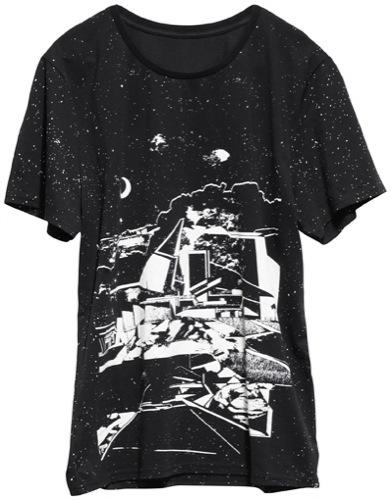 HM colaborará con Hiroki Tsukuda en una colección exclusiva de camisetas y sudaderas, negro