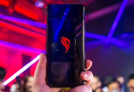Asus Rog Phone Back