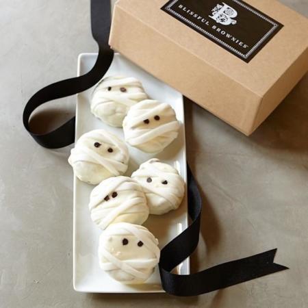 Momias Mini Brownies