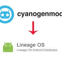 LineageOS recogerá el testigo de CyanogenMod