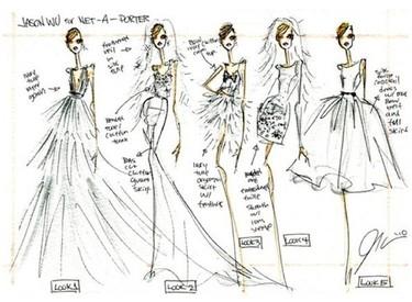 Jason Wu diseñará trajes de novia para Net-a-porter