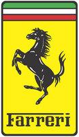 Los piratas atacan: un Ferrari falsificado en Roma