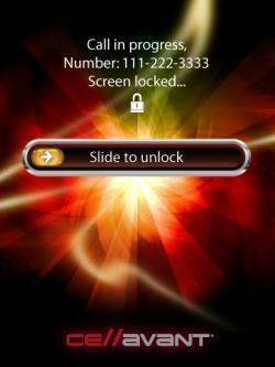 TalkLock, bloqueo automático de la BlackBerry Storm
