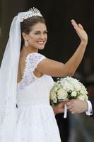 ¡Ya tenemos mini-royal! Magdalena de Suecia da la bienvenida a su primogénita