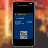 Ya podemos descargar el Certificado COVID directamente en la app Wallet desde el Ministerio de Sanidad