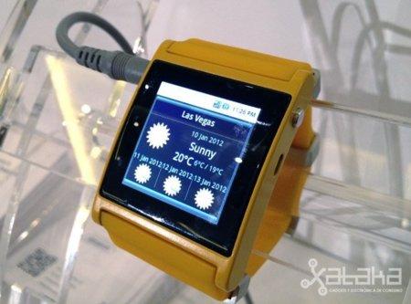 imWatch, el reloj con Android