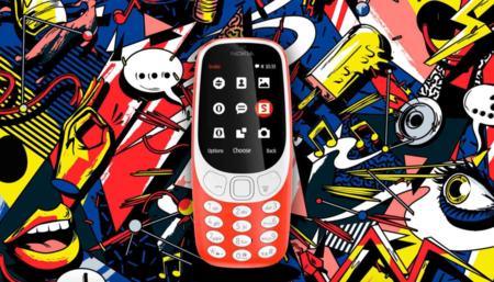 El nuevo Nokia 3310 ya está a la venta en Europa por 49€