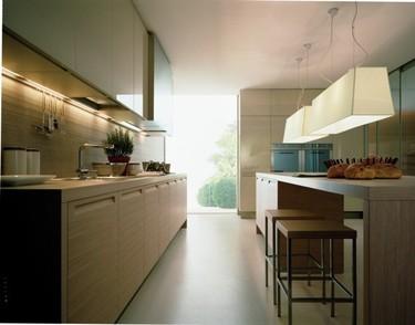 Cómo son los muebles de cocina que se llevan
