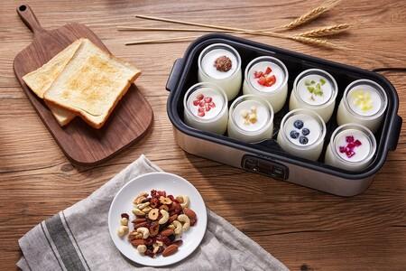 Nos apuntamos a la moda del yogur casero con esta yogurtera Aicok rebajadísima en Amazon