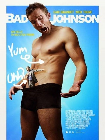 'Bad Johnson', tráiler y cartel de la excéntrica comedia sexual