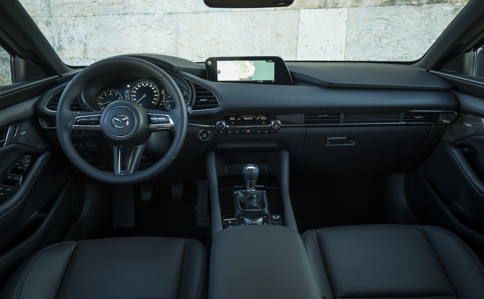 Foto de Mazda3 2019 (41/128)