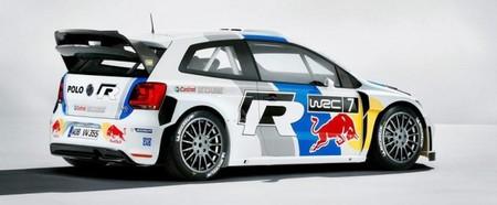 volkswagen Polo R WRC