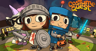 Double Fine adquiere los derechos de Costume Quest y Stacking