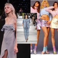 Los 90 tocan el cielo de la moda con Chloé, Balmain o Gucci y no es casualidad. Te contamos por qué
