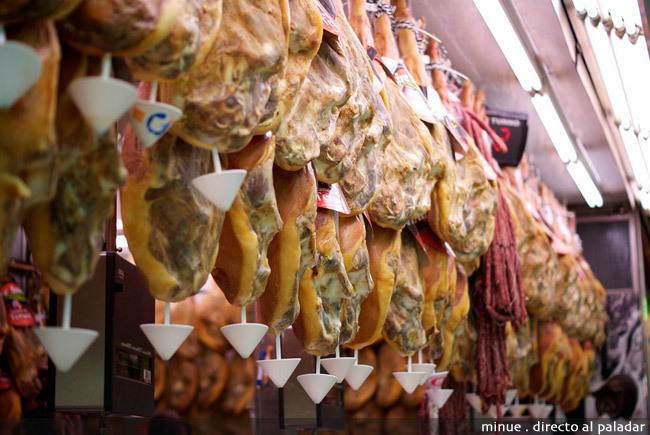 Argentina prohibe la importación de jamón