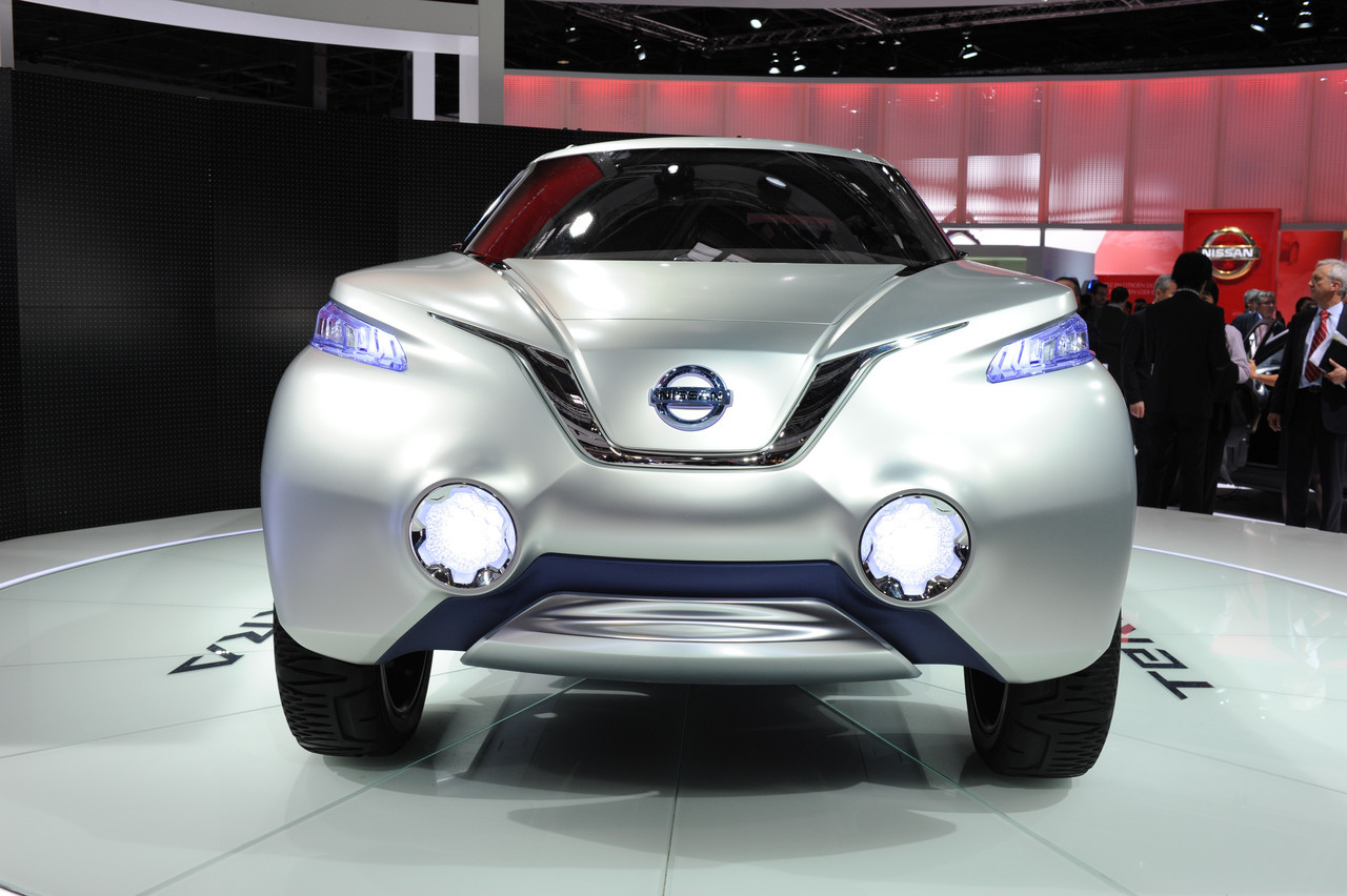 Foto de Nissan TeRRa (5/24)