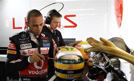 Lewis Hamilton espera renovar con McLaren más allá de 2012