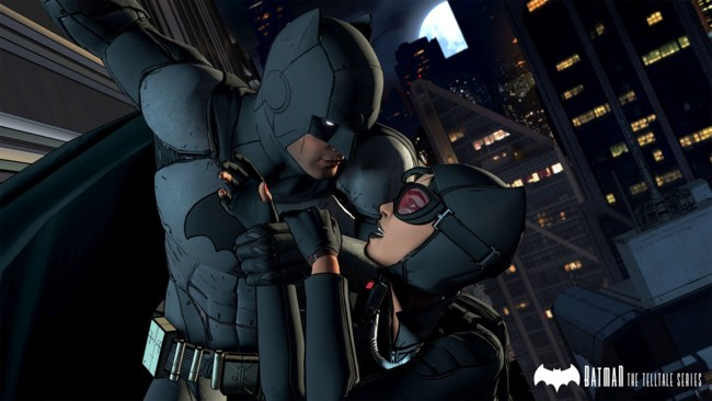 Batman The Telltale Series Batman Catwoman