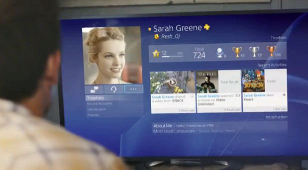 Un vídeo promocional nos enseña cómo funciona Sony PS4