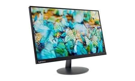 En Amazon tienes el monitor básico Lenovo L24e-20, a sólo 89,99 euros