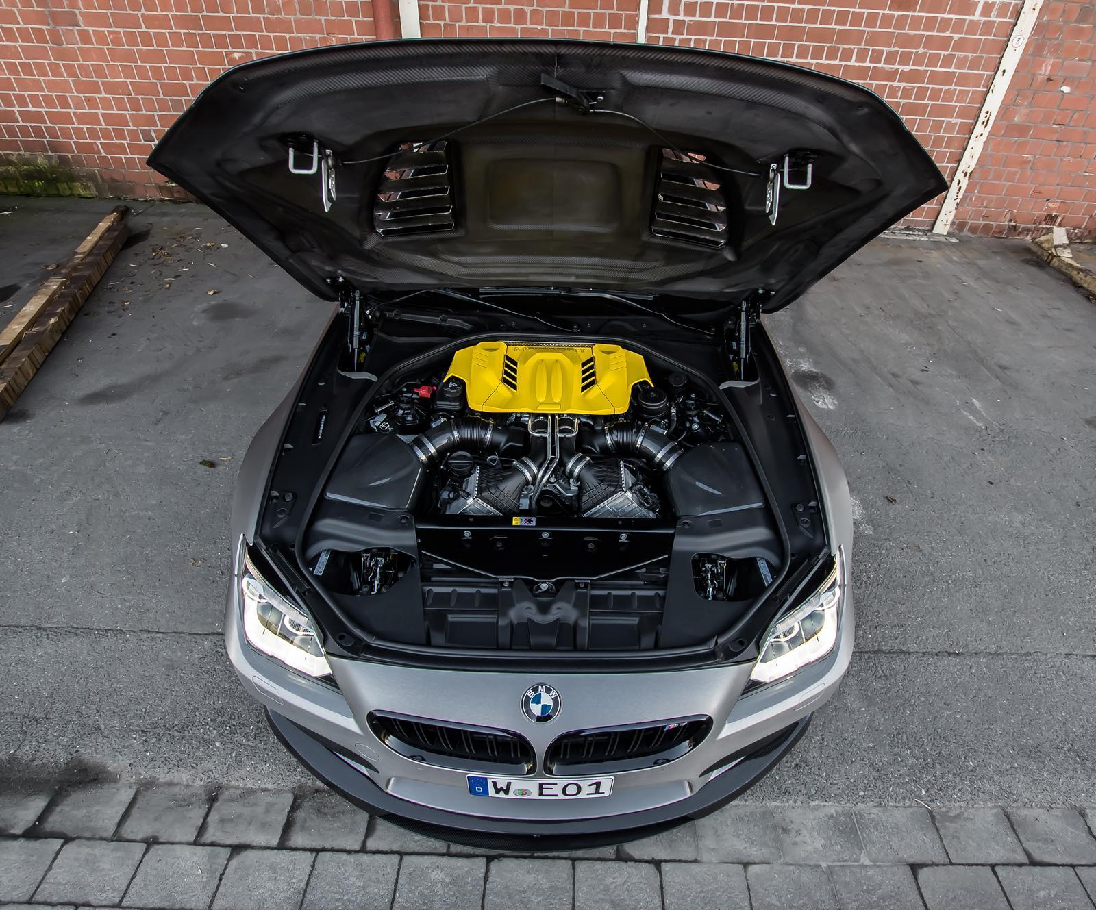 Foto de Manhart Racing BMW M6 Coupé MH6 (8/10)