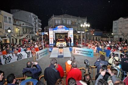 Comienza en Guijuelo el Campeonato de España de Rallyes de Tierra 2007
