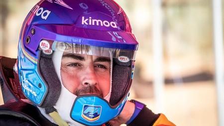 Fernando Alonso Dakar Arabia Saudi 2020