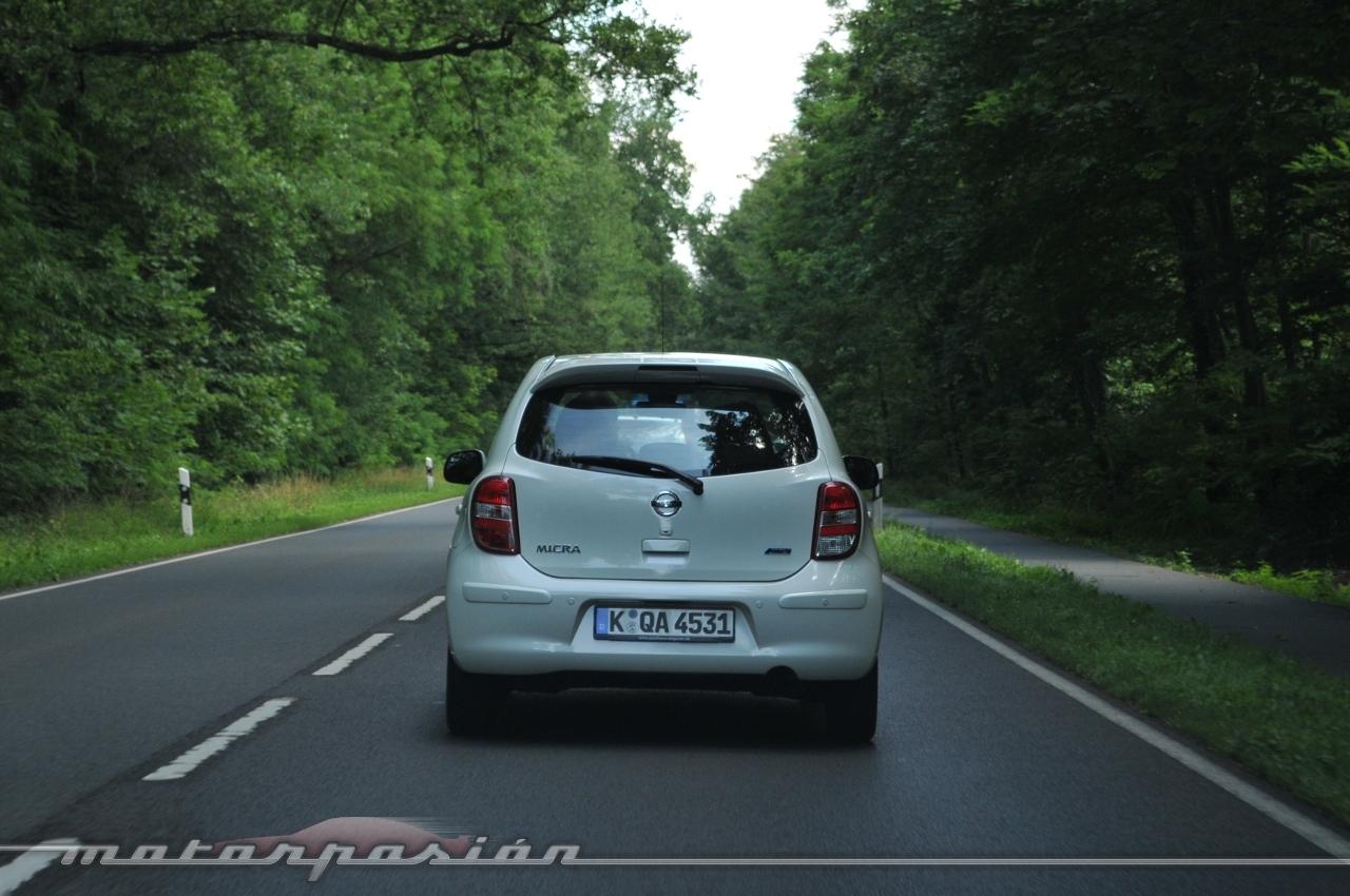 Foto de Nissan Micra DIG-S (Presentación) (12/19)