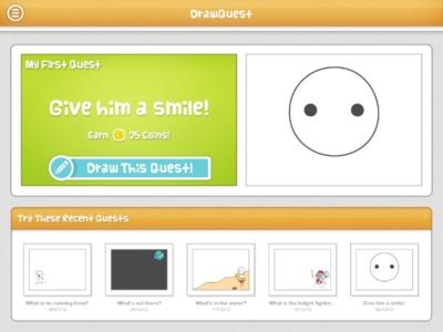 Drawquest, la aplicación para dibujar en el iPad del fundador de 4chan