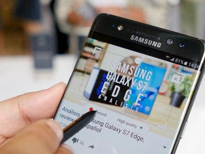 Un S Pen como accesorio, que no integrado, para el Samsung Galaxy S8