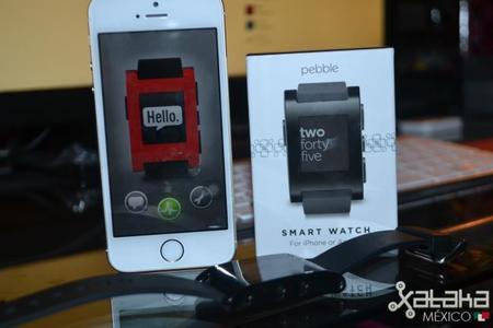Pebble Smartwatch, lo hemos probado