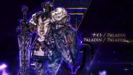 Paladines Final Fantasy Xiv