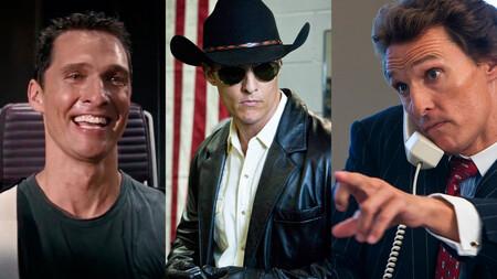 """11 películas de Matthew McConaughey que te harán exclamar: """"Alright, alright, alright…"""""""
