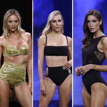 Águeda López, Helen Lindes y otras famosas que han brillado en Gran Canaria Swim Week by Moda Cálida 2021