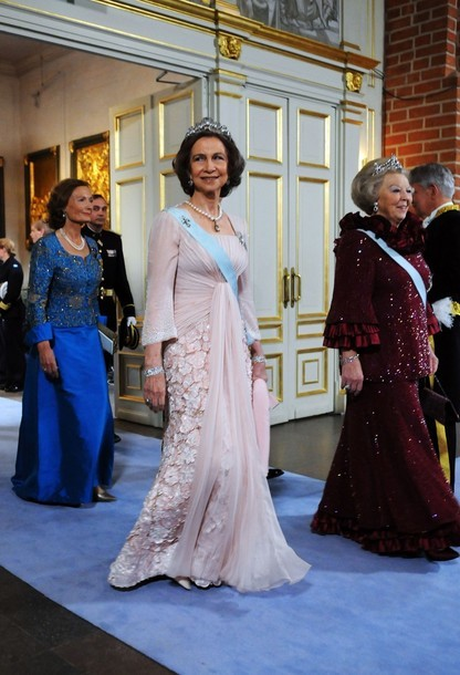 Foto de Boda de la Princesa Victoria de Suecia: el vestido de novia de la Princesa Victoria y todas las invitadas (29/31)