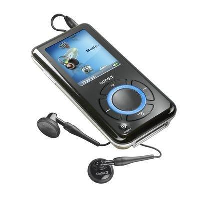 Sansa e280, 8 GB para el verdadero rival del iPod