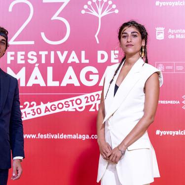 Segundo día del festival de Málaga 2020: Carolina Yuste, Lidia San José y otras celebrities que posaron en la alfombra roja