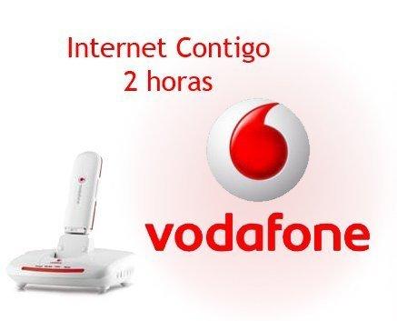 Internet Contigo 2 horas, nueva tarifa de internet móvil de Vodafone