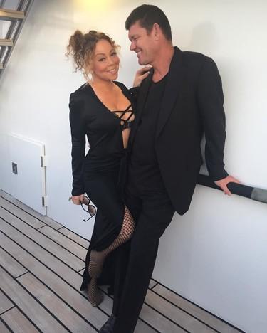 Mientras Mariah Carey se queda sin millonaroio, Taylor Kinney se olvida de Lady Gaga con nueva churri