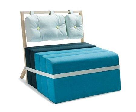 Pause, un pequeño sofá cama con mucho encanto