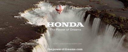 Otro precioso anuncio de Honda: Impossible Dream