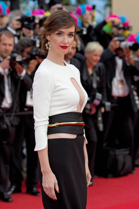 Paz Vega en Cannes 2012