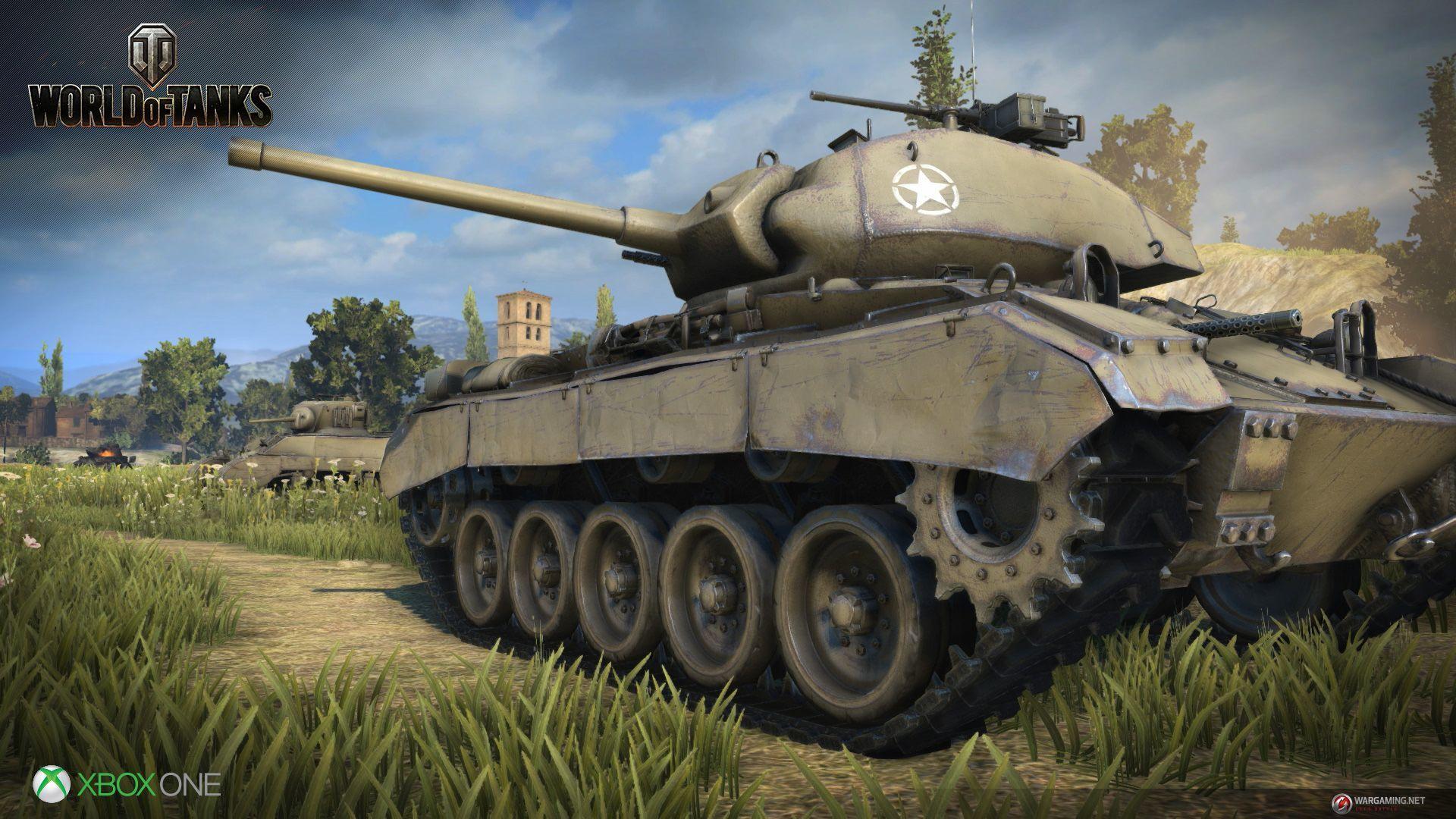Foto de World of Tanks Xbox One (5/5)