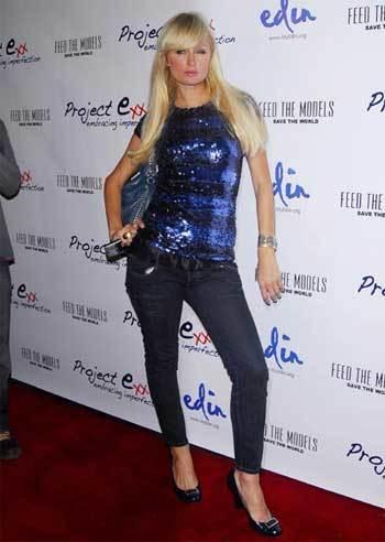 Paris Hilton ya tiene una línea de calzado