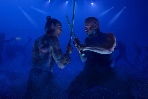 'Xtremo': una salvaje película española de Netflix que mezcla cine de acción de los 80 y artes marciales