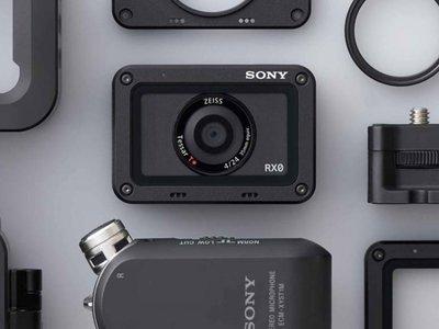 RX0, Sony se pone serio con las cámaras de acción para luchar contra GoPro
