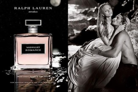 Un romance a medianoche. Llega el nuevo perfume de Ralph Lauren: Midnight Romance
